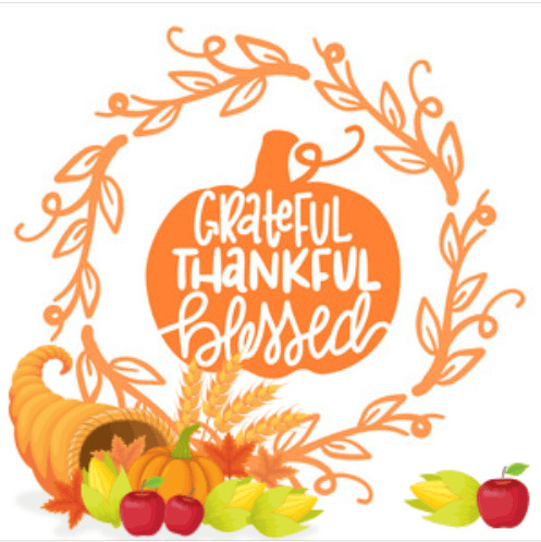thanks giving day toni tails frame