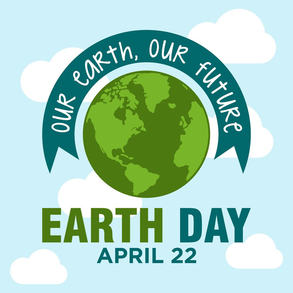 Earth Day Frame