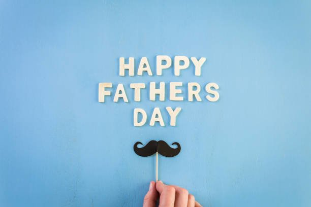 Fathers day profile frame