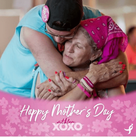 Happy Mothers Day With Love XOXO
