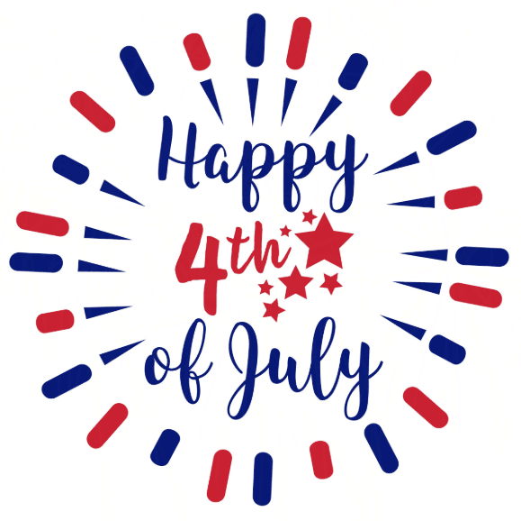 4th Of July Profile Picture Frame