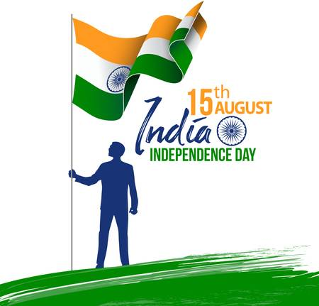 Independence Day Profile Picture Frame