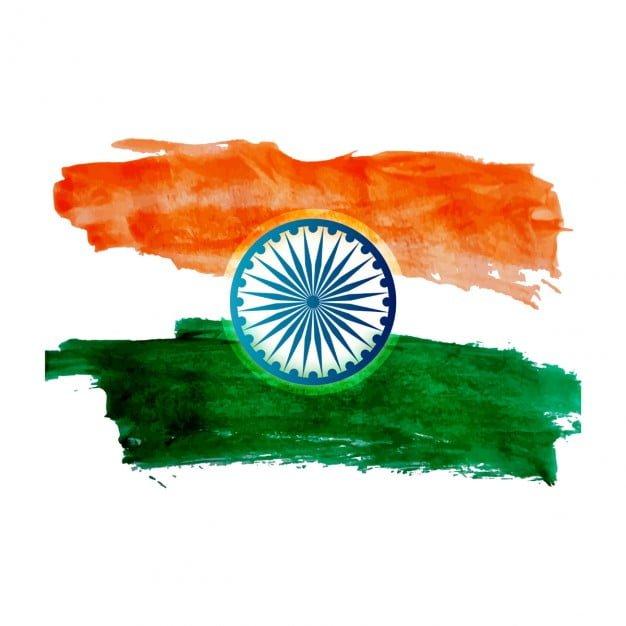 India Flag Profile Picture Frame