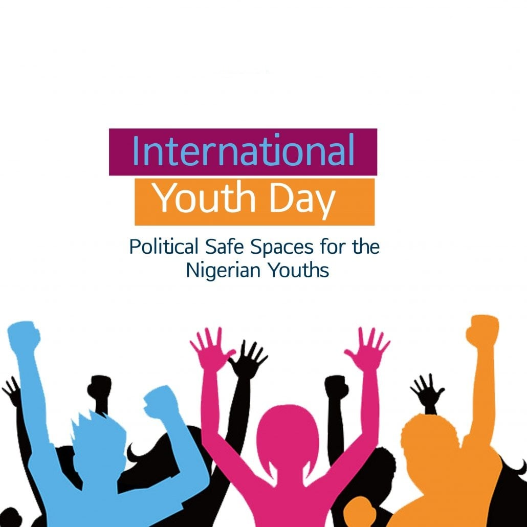 International Youth Day Profile Picture Frame