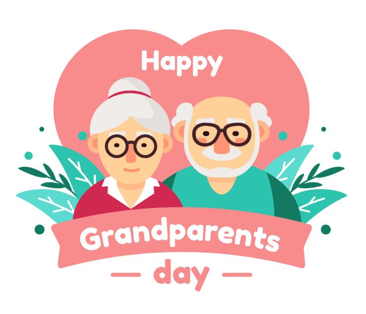 Grandprents Day Profile Picture Frame