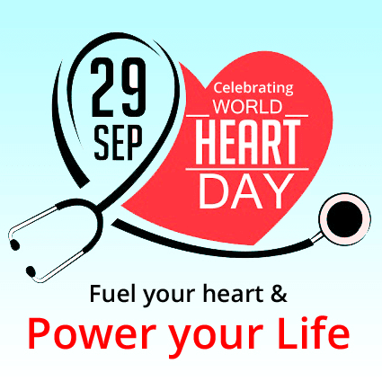 World Heart Day Profile Picture Frame
