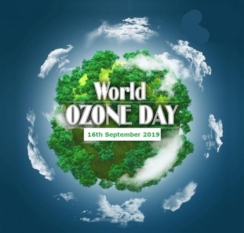 World Ozone Day Profile Picture Frame