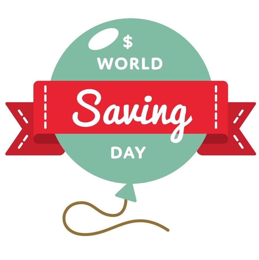 World Savings Day Profile Frame