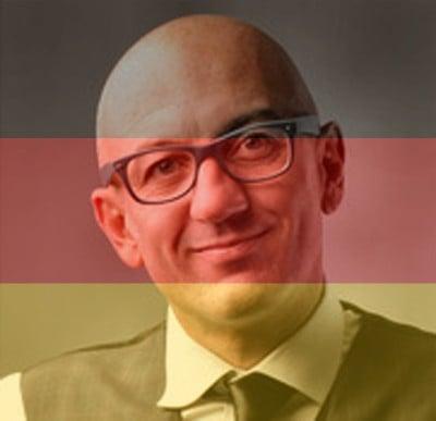 Germany Flag Overlay