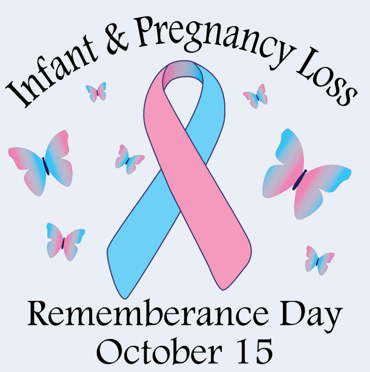Pregnancy and Infant Loss Remembrance Frame