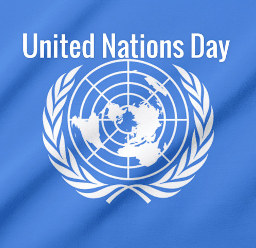 United Nations Day Profile Frame
