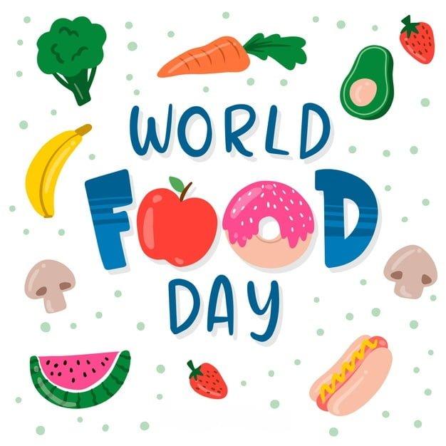 World Food Day Frame