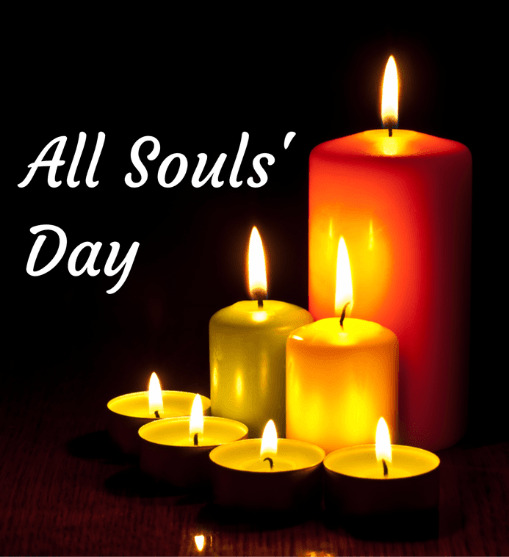 All Souls Day Frame