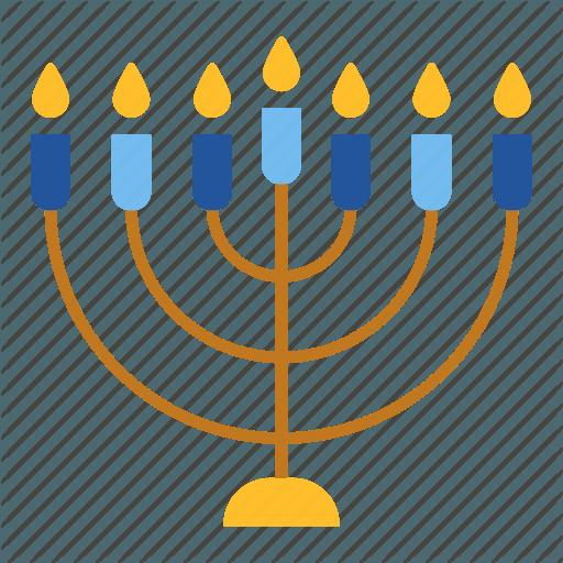 Hanukkah Profile Frame