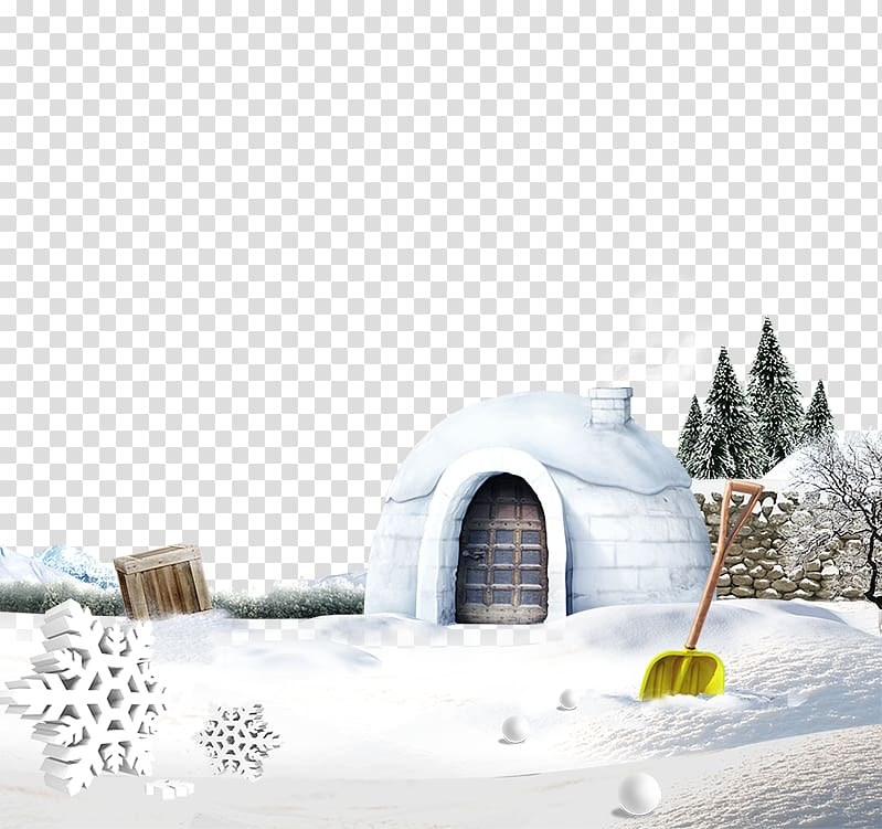 Winter Solstice Profile Frame