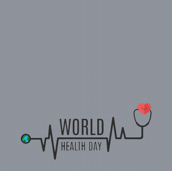 World Health Day Profile Frame