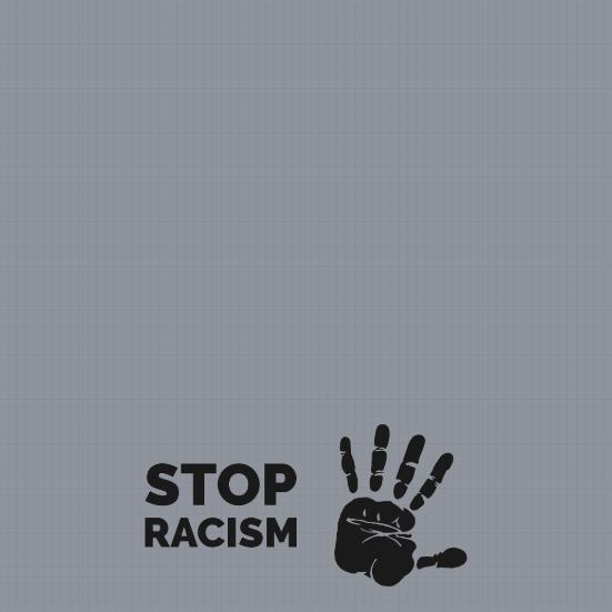 Stop Racism Frame