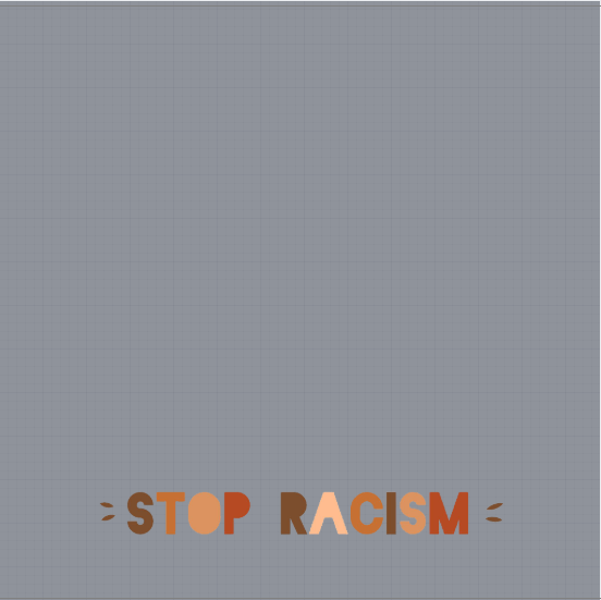 Stop Racism Profile Frame