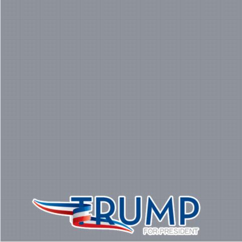 Trump Profile Frame
