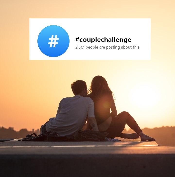 Couple Challenge #couplechallenge