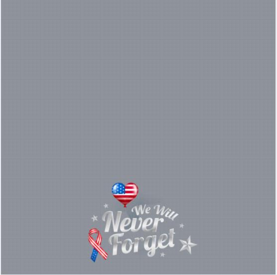 Patriot Day Profile Frame