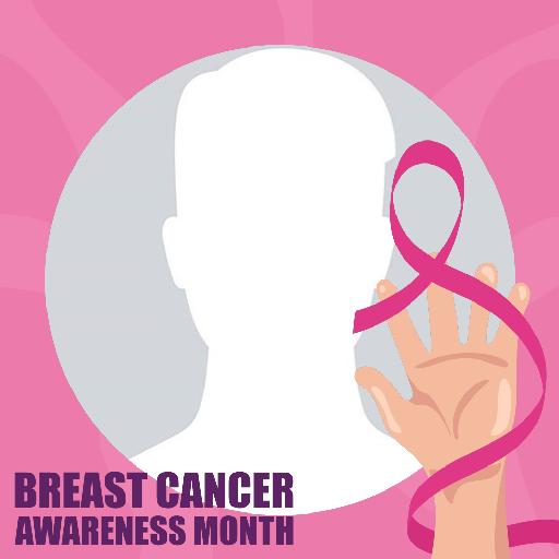 Breast Cancer Awareness Profile Frame