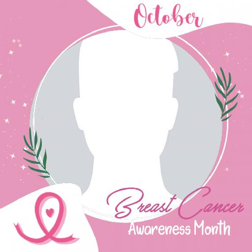 Breast Cancer Awareness Month Frame